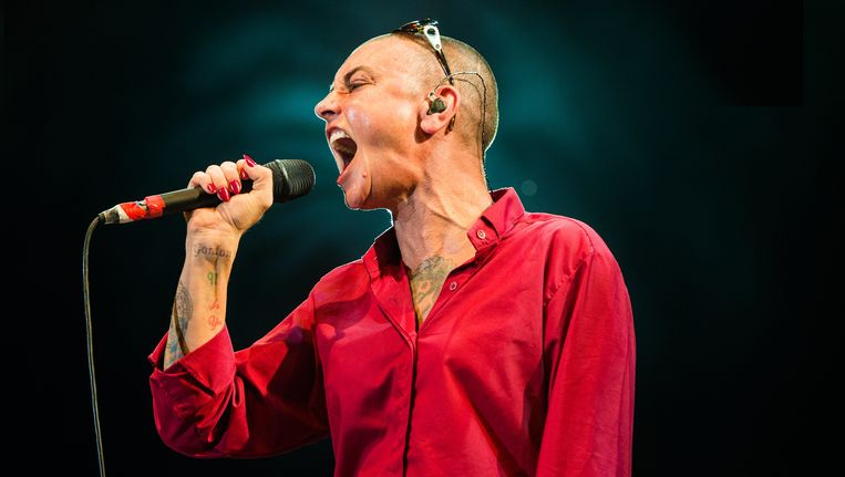 Sinéad O'Connor Beeld GETTY