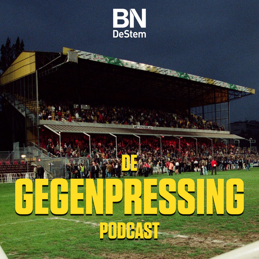 De Gegenpressing Podcast, een podcast van BN DeStem over NAC.