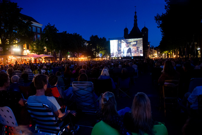 DS-2019-6097 - Deventer - Film op de Brink met de film The Favourite. Foto: Kevin Hagens KH220819