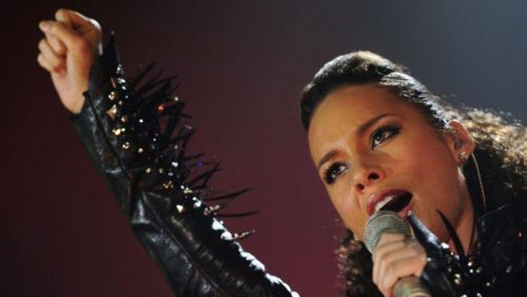 Alicia Keys © epa Beeld
