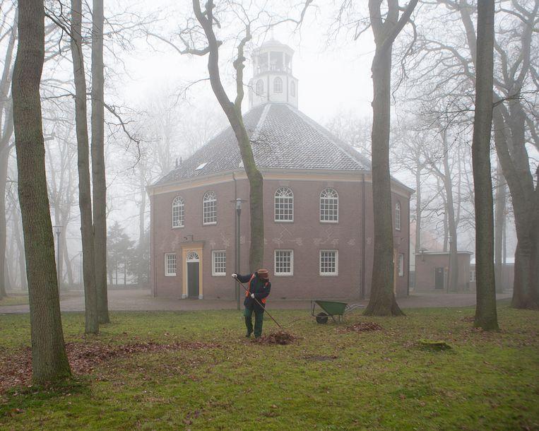 De Kolonie van Weldadigheid in Veenhuizen, sinds deze week werelderfgoed. Beeld Harry Cock/de Volkskrant
