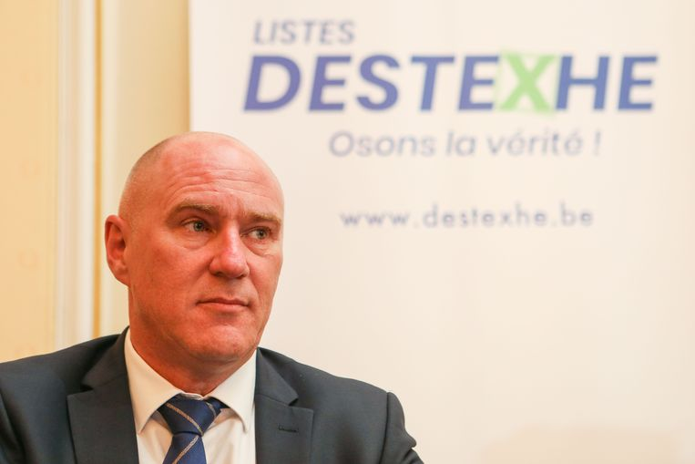 Waals parlementslid André-Pierre Puget heeft zich aangesloten bij de nieuwe partij.