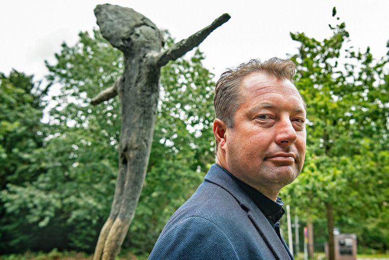 Jaap Donker, directeur van de GGD regio Utrecht. Beeld Guus Dubbelman / de Volkskrant