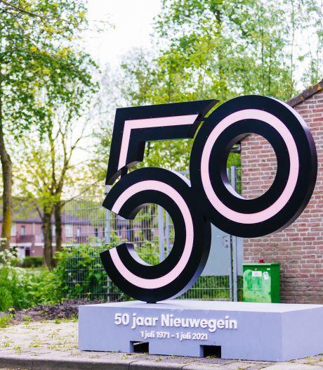 Nieuwegein krijgt kunstwerk voor 50-jarig bestaan