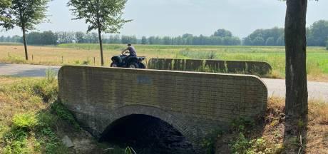 Heemkunde in verweer tegen mogelijke sloop historische brug bij het Heike in Vessem
