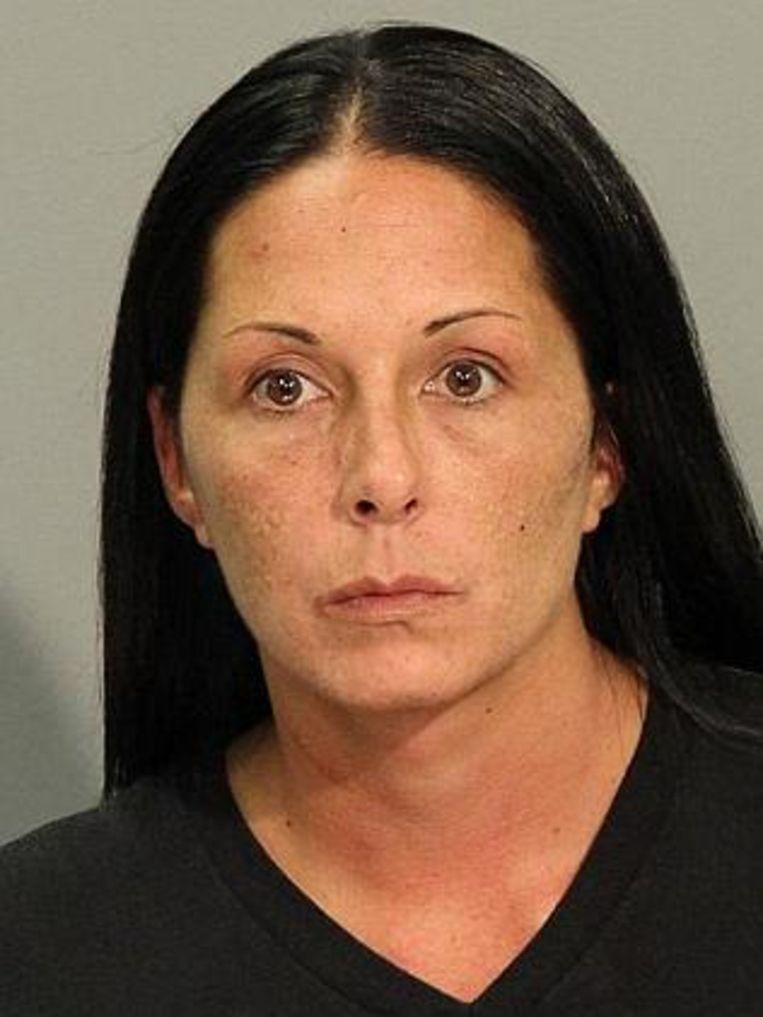 Amber Stephenson (34) werd aangeklaagd.
