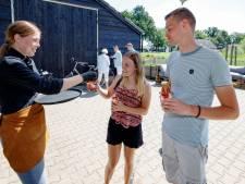Culinaire fietstocht voert langs Brabants Duingoed boeren: 'Je proeft het verschil'