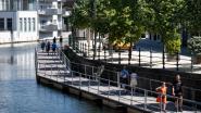 """Nieuwe leuning met ledlampen vervangt grondspots Dijlepad: """"Avondwandeling wordt nog romantischer"""""""