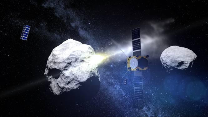 NASA en ESA bundelen krachten in 'Armageddon'-project tegen asteroïdes