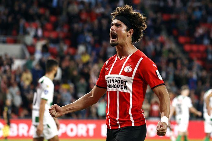 Juichen kon André Ramalho zaterdag vijf keer en twee keer was hij zelf degene die de beslissing forceerde. Een treffer werd geteld als eigen goal van FC Gronngen.
