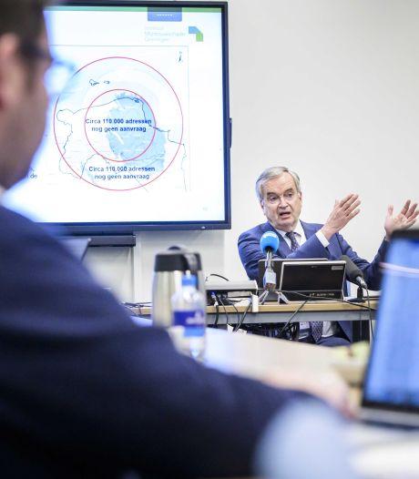Instituut Mijnbouwschade Groningen keert eerste smartengeld uit