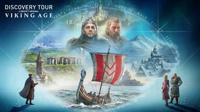 Fan van Vikings? Educatieve game 'Discovery Tour: Viking Age' teleporteert je hun wereld in
