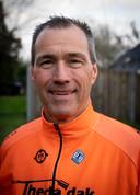 Theo van Moerkerk, opa van Vayen en fanatiek fietser.