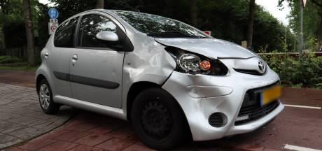 Bromfietser gewond bij aanrijding met auto in Kaatsheuvel