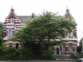 Monumentale tweelingvilla's in de Spoorzone worden 'charmant hotel': 'Plan vordert voortvarend'
