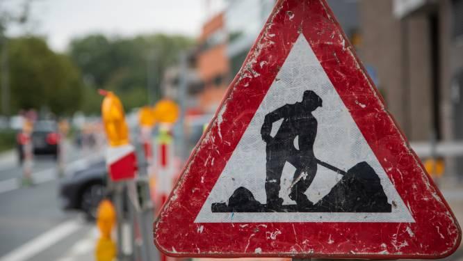 Verkeershinder en omleidingen in drie straten in Maldegem en Adegem