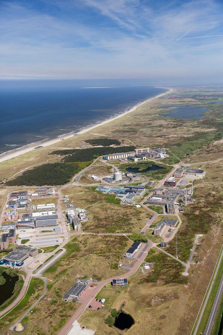 De kernreactor van Petten, die tot 2025 mee kan. Beeld Hollandse Hoogte