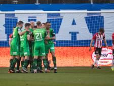 De Graafschap slaat gat met concurrentie na zege op Jong PSV en wonderschone goal van Lieftink