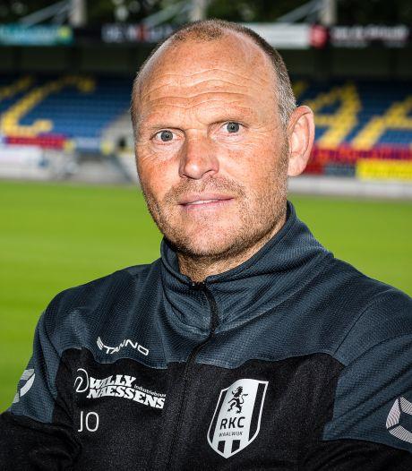 Duel met oude liefde Vitesse komt op een goed moment voor RKC, denkt trainer Oosting
