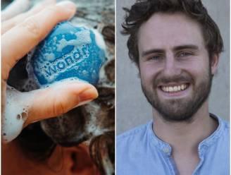 """Voormalig student-ondernemer van het jaar Tibbe lanceert 'Wondr': """"Badkamer plasticvrij maken"""""""