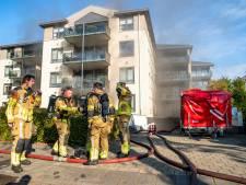 Ouderen geëvacueerd na brand in parkeerkelder Oosterhout: 'Jas aan en naar buiten, de rest is niet belangrijk'