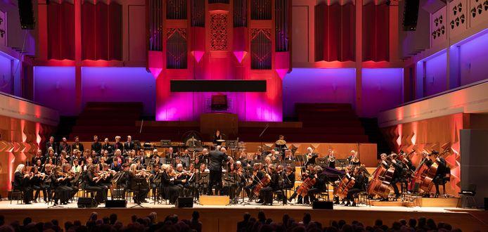 Phion, het orkest van Gelderland en Overijssel.