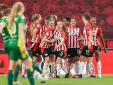 5000 PSV-fans bij mogelijke kampioenswedstrijd eredivisie vrouwen