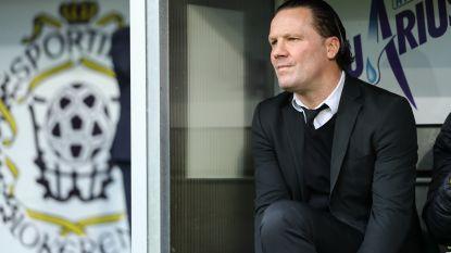 """Stijn Vreven over de situatie bij Lokeren: """"Ik zweef tussen coach, onderhandelaar, boekhouder en psycholoog"""""""