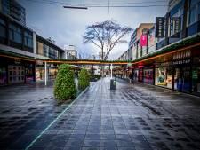 Lockdown in Rotterdam: stil in de stad, 'druk' in de wijken: 'Het stadsleven is weg'