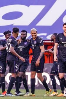 Anderlecht s'offre un Clasico bien plus animé qu'à l'aller
