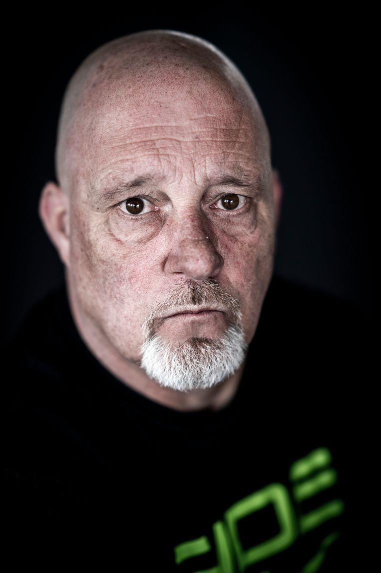 Johan Elmendorp. Beeld Jerry Lampen