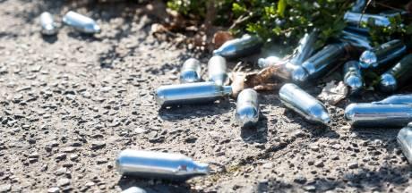 Lachgas verliest zijn onschuld: tweederde van de  gemeenten in de regio stelt verbod in