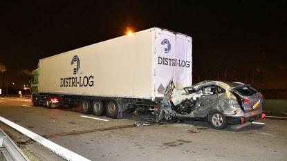 Dodelijk ongeval op A12 in Stabroek: snelweg richting Antwerpen volledig afgesloten