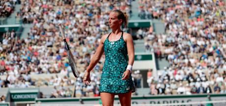Hogenkamp strandt in tweede kwalificatieronde op Roland Garros