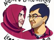 Raşit en Fahriye: 'Geloof of kleur maakt niet uit, de mens staat centraal'