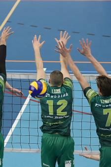Volleyballer Van Andel weg bij Orion