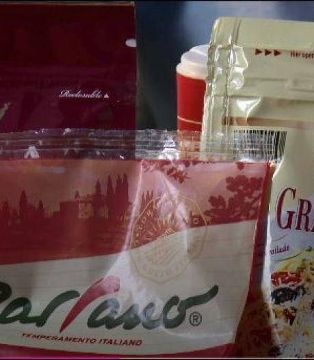 Wanneer geraspte kaas uit de supermarkt geen échte Parmiggiano Reggiano is