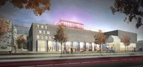 The New Block Strijp-S Eindhoven, clubhuis voor circulair bouwen