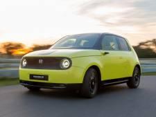 Honda's elektrische knuffelbeertje rijdt zoals 'ie eruit ziet
