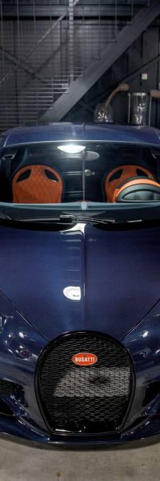 Twentse 'broekies' verkopen Bugatti Chiron van 4 miljoen euro