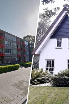 Enorme verschillen in huizenprijzen: dit zijn de duurste en goedkoopste wijken in jouw gemeente