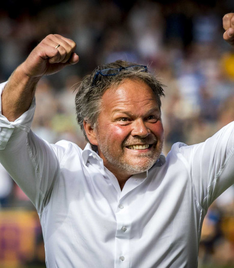 De Graafschap-trainer De Jong houdt tegen NAC Breda vast aan winnend elftal