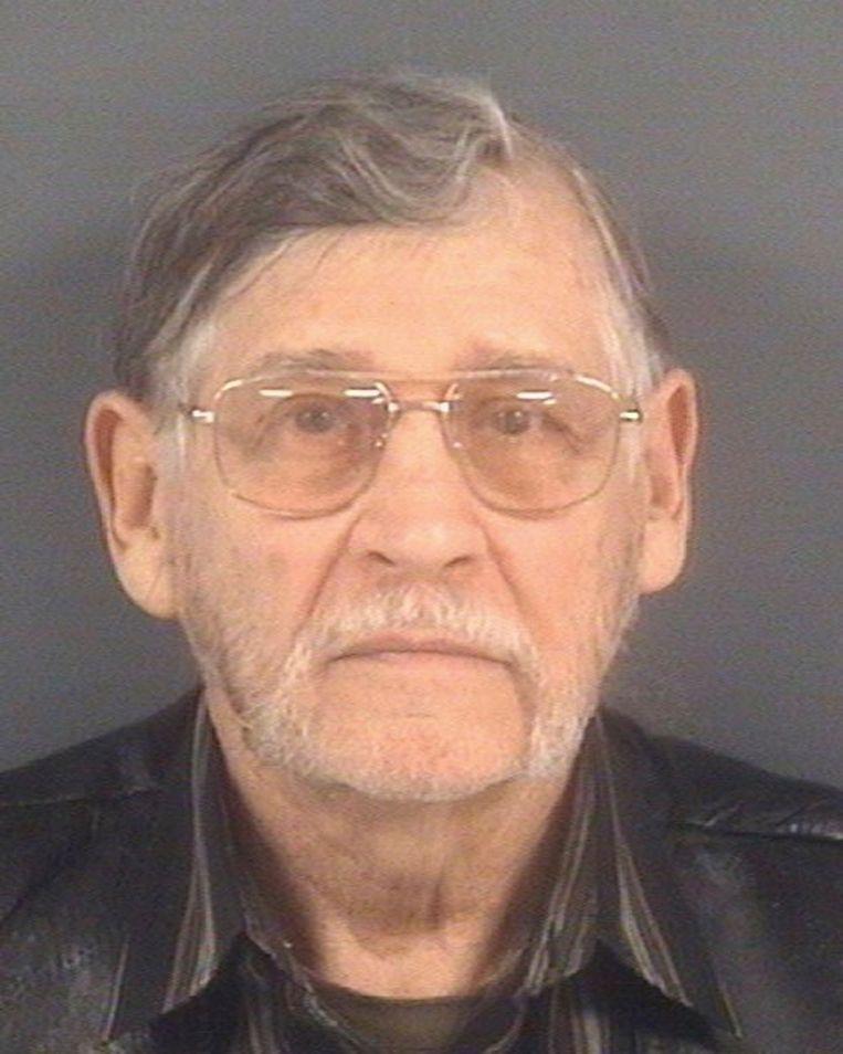 De donderdag gearresteerde John Franklin McGraw. Beeld reuters