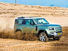 Test Land Rover Defender 90: comfortabele benzineslurper