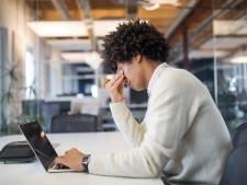 Ruim helft van de Nederlanders ervaart ongezond veel stress op werk