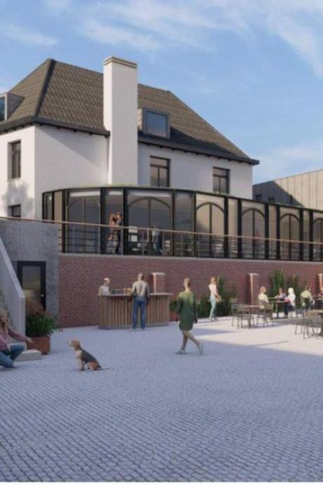 Restaurant State verhuist van Lamswaarde naar voormalige café De Meerpaal in Hulst