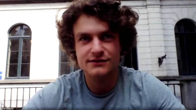 Vandaag ingeschreven, overmorgen al geprikt: Alexander (21) zette zich op Johnson & Johnson-lijst