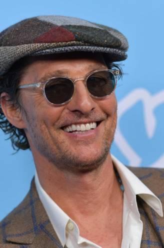 Posterboy wordt politicus: Matthew McConaughey wil meer zijn dan een sexy acteur