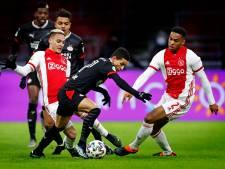 Samenvatting | PSV kan geen vuist maken tegen Ajax en ligt uit bekertoernooi