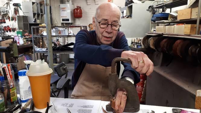 De schoenmakerswinkel van Jan van den Nieuwenhuijzen is al een museum op zich